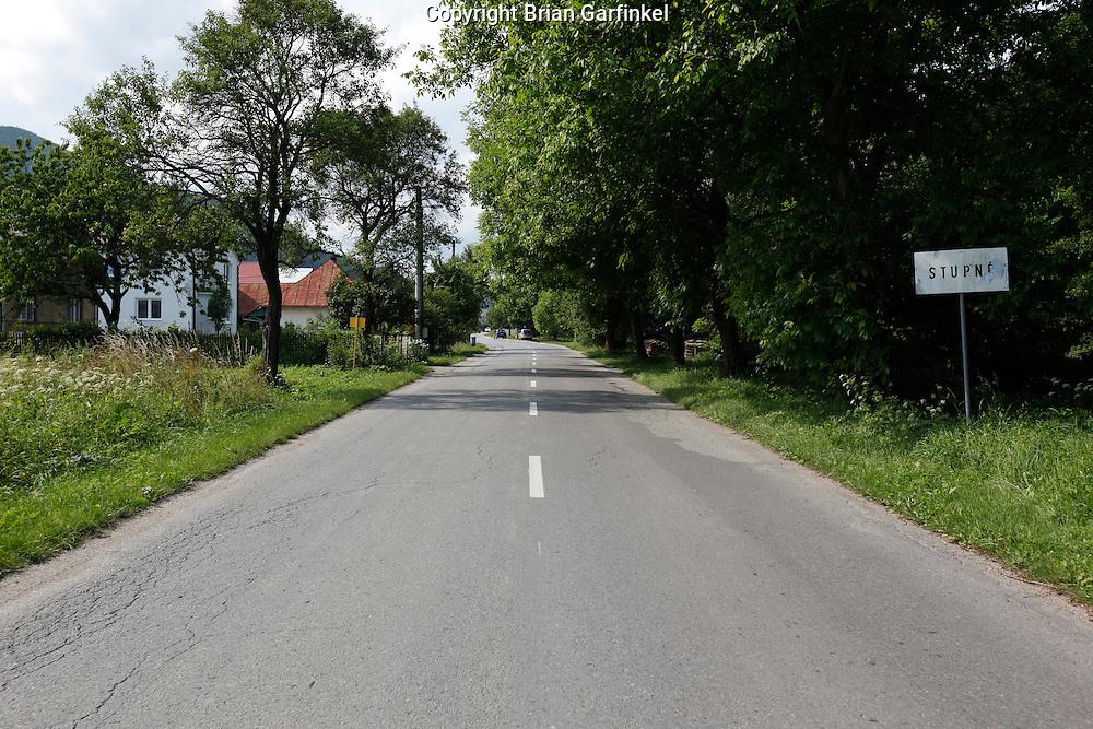 Stupne, Slovakia on Thursday, July 7th 2011.  (Photo by Brian Garfinkel)
