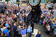 Rebirth: Ellicott City New Clock Dedication