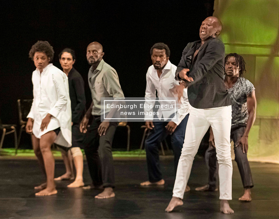 A dizzying fusion of dance, music and revolution, inspired by the supercharged music and scandalous life of Fela Kuti. Kalakuta Republic was the name that legendary Afrobeat pioneer and radical political activist Fela Kuti gave to his communal compound in the suburbs of Lagos.<br /> <br /> Pioneering dancer and choreographer Serge Aimé Coulibaly takes Kuti's life and beliefs as inspiration for this visually stunning, hypnotic dance work for the seven performers of Faso Dans Theatre that draws lines from African revolution in the 1970s to today's political resistance.<br /> <br /> Kalkuta Republic is part of the Edinburgh International Festival and runs from 8-11 August at The Lyceum Theatre