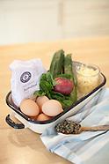 Zucchini / Courgette Bake