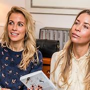 NLD/Amsterdam/20170109 - boekpresentatie Jet van Nieuwkerk - Tips van Jet, Vivian Reijs en Renee Vervoorn