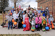 Halloween in Hall, Montana