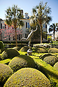 Calhoun Mansion in Charleston, SC.