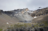 Blumlisalp Hut along the Via Alpina, Swiss Alps