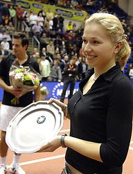 17-12-2006 TENNIS: SKY RADIO TENNIS MASTER: ROTTERDAM<br /> Michaella Krajicek wint de Masters titel<br /> ©2006-WWW.FOTOHOOGENDOORN.NL