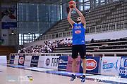 DESCRIZIONE: Trento Trentino Basket Cup - Allenamento<br /> GIOCATORE: Andrea Zerini<br /> CATEGORIA: Nazionale Maschile Senior<br /> GARA: Trento Trentino Basket Cup - Allenamento <br /> DATA: 17/06/2016<br /> AUTORE: Agenzia Ciamillo-Castoria