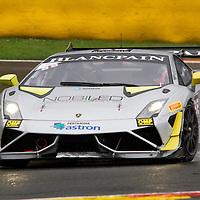 #88, Lamborghini Gallardo, Imperiale Racing, C.Lima/A.Palma , Lamborghini BlancPain Super Trofeo 2015