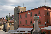 Montecatini Terme is an Italian municipality in the province of Pistoia, Tuscany, Italy.