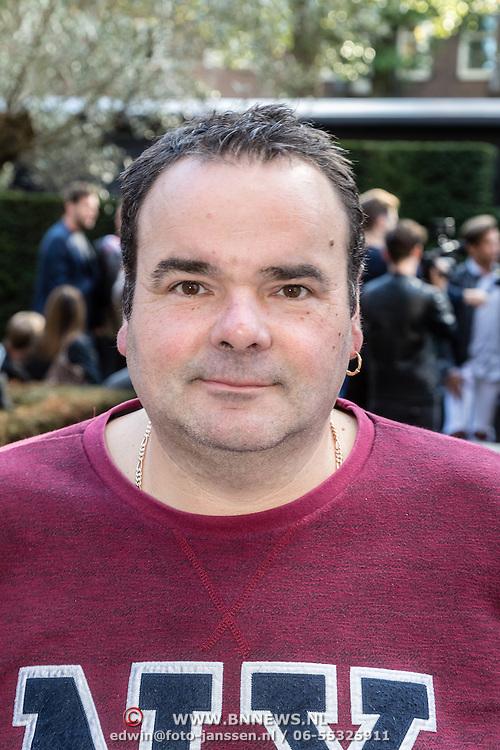 NLD/Amsterdam/20161010 - Perspresentatie SBS Oh Oh Obesitas, Bert