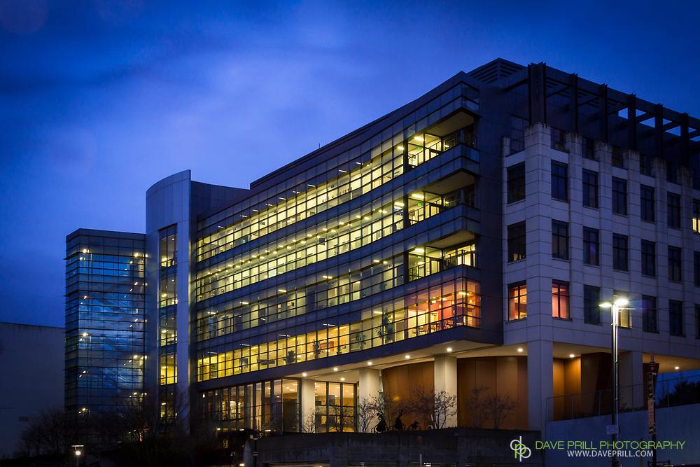 Norm Dicks Government Building, Bremerton Washington - www.DAVEPRILL.com