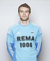 Fotball , 2012 Tippeligaen , Eliteserien , portrett , portretter<br /> Erik Bråthen
