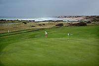 WIMEREUX   (FR.) -  Green hole 11 van Wimereux Golf Club . Copyright Koen Suyk