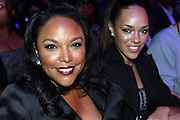 16 October 2010- Bronx, New York- Lynn Whitfield and daughter at the The Black Girls Rock! Awards Show held at The Paradise Theater on October 16, 2010 in the Bronx, New York. ..Since 2006, BLACK GIRLS ROCK! has been dedicated to the healthy development of young women and girls. BLACK GIRLS ROCK! seeks to build the self-esteem and self-worth of young women of color by changing their outlook on life, broadening their horizons, and helping them to empower themselves. For the past four years, we have enjoyed the opportunity to enrich the lives of girls aged 12 to 17 years old through mentorship, arts education, cultural exploration and public service. At BLACK GIRLS ROCK!, young women are offered access to enrichment programs and opportunities that place special emphasis on personal development through the arts and cooperative learning. Photo Credit: Terrence Jennings..
