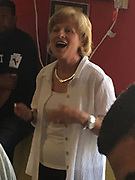 State Senator Judy Schwank, Democratic political rally, 2018, Mi Casa, Su Casa, Reading,  Berks Co., PA