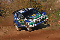 Petter Solberg / Chris Patterson - Ford Fiesta WRC
