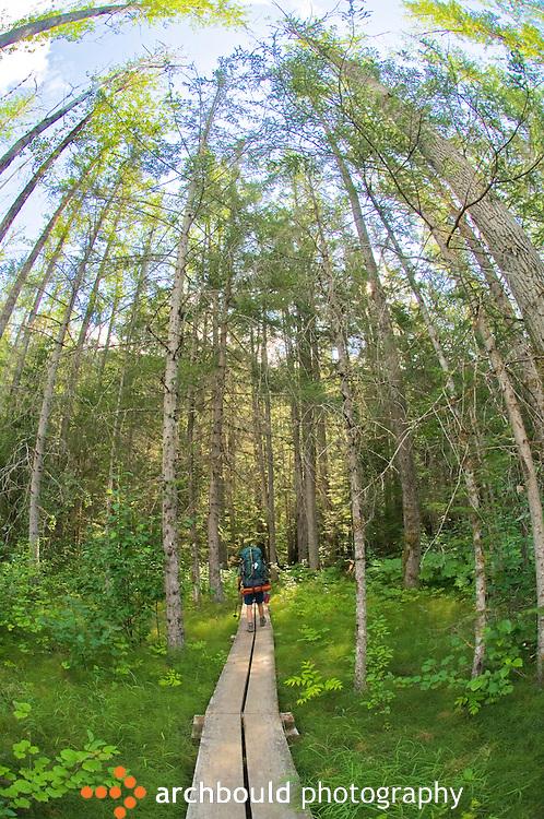 Chilkoot Trail, 1898, Skagway, Dyea, Alaska, hiking, back packing, eco-tourism, WPYR, Klondike, stampeders, Goldrush,