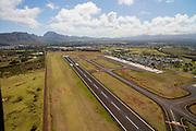 Lihue Airport, Kauai, Hawaii