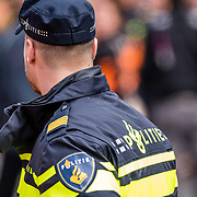 NLD/Tilburg/20170427- Koningsdag 2017, Politie