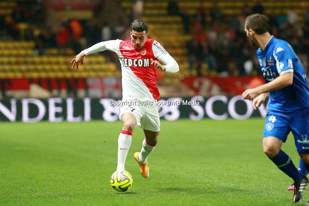 DIRAR Nabil - 13.03.2015 -   Monaco / Bastia -  29eme journee de Ligue 1 <br />