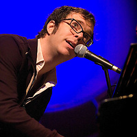 Ben Folds plays live at the Glasgow Carling Academy.