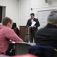 2017 UWL Wimberly Economics Lecture Adam Hoffer