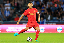 Dejan Lovren of Liverpool  - Mandatory by-line: Matt McNulty/JMP - 20/07/2016 - FOOTBALL - John Smith's Stadium - Huddersfield, England - Huddersfield Town v Liverpool - Pre-season friendly
