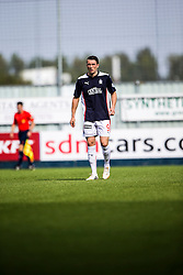 Falkirk's David Smith.<br /> Falkirk 1 v 1 Queen of the South, Scottish Championship game played today at The Falkirk Stadium.