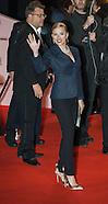 Scarlett Johansson arriving at César 2014