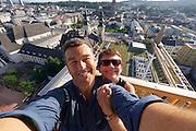Linz, Austria. HÖHENRAUSCH.3<br /> Die Kunst der Türme (The Art of Towers)<br /> Oberösterreich-Turm (Upper Austria Tower)<br /> Nicole Schmidt and Heimo Aga