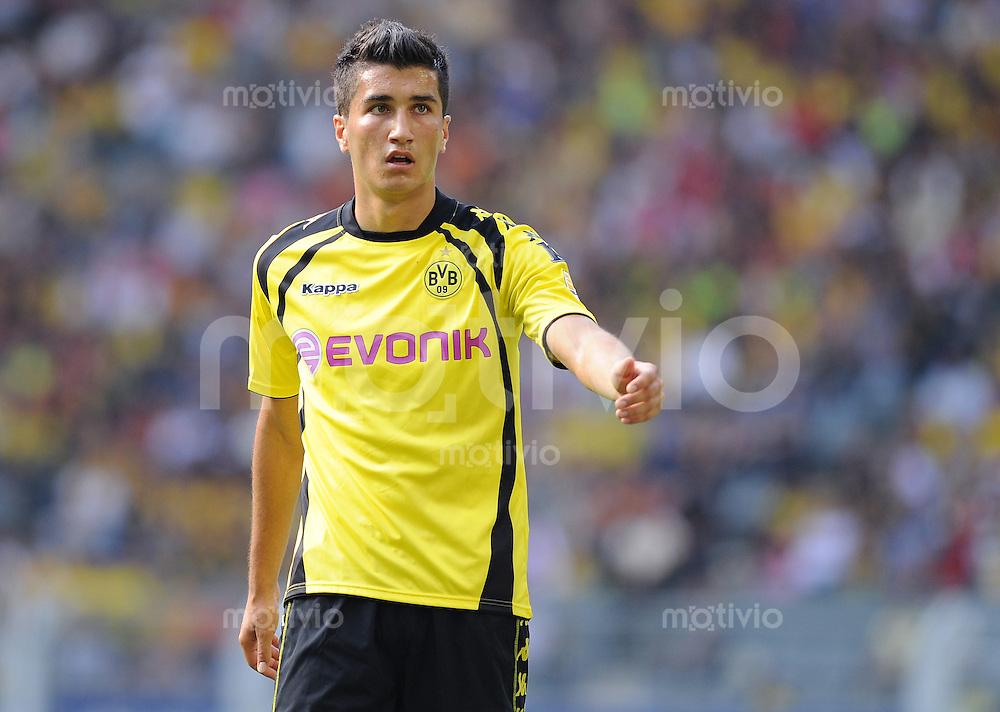 FUSSBALL  1. BUNDESLIGA   SAISON 2009/2010   3. SPIELTAG Borussia Dortmund - VfB Stuttgart                       22.08.2009 Nuri SAHIN (Borussia Dortmund)