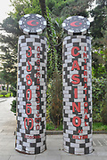 The Casino at the Batumi Hilton Hotel, Batumi, Georgia