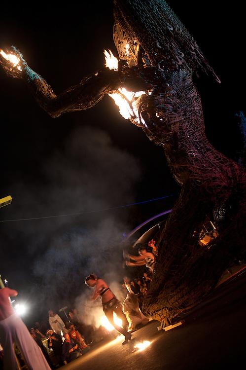 Midnight Ritual at Karen Cusolito's EPIPHANY