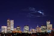 Downtown Denver, CO.