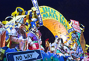 Krewe d'Etat Parade; February 13, 2015