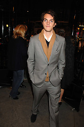VISCOUNT ERLEIGH at a party to celebrate the opening of the new Beatrix Ong store in Burlington Arcade, Piccadilly, London on 14th November 2007.<br /><br />NON EXCLUSIVE - WORLD RIGHTS