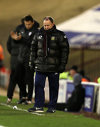 Yeovil Town Manager, Gary Johnson shows his disappointment - Photo mandatory by-line: Matt Bunn/JMP - Tel: Mobile: 07966 386802 14/12/2013 - SPORT - Football - Barnsley - Oakwell - Barnsley v Yeovil Town - Sky Bet Championship