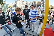 DESCRIZIONE : Campionato 2014/15 Serie A Beko Dinamo Banco di Sardegna Sassari - Grissin Bon Reggio Emilia Finale Playoff Gara3<br /> GIOCATORE : Pubblico Ingresso<br /> CATEGORIA : Tifosi Pubblico Spettatori<br /> SQUADRA : Dinamo Banco di Sardegna Sassari<br /> EVENTO : LegaBasket Serie A Beko 2014/2015<br /> GARA : Dinamo Banco di Sardegna Sassari - Grissin Bon Reggio Emilia Finale Playoff Gara3<br /> DATA : 18/06/2015<br /> SPORT : Pallacanestro <br /> AUTORE : Agenzia Ciamillo-Castoria/L.Canu