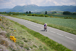 Marta Cavalli (ITA) at Emakumeen Bira 2018 - Stage 2, a 26.6 km time trial from Agurain to Gasteiz, Spain on May 20, 2018. Photo by Sean Robinson/Velofocus.com