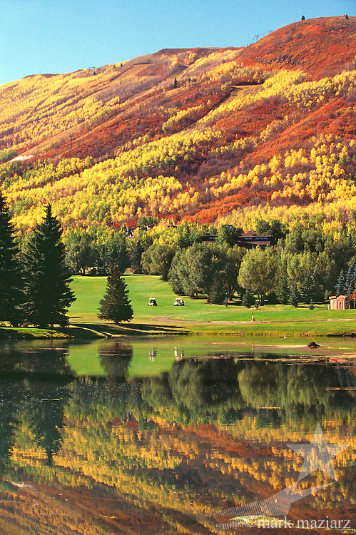 fall @ Park City Municipal Golf Course