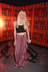 "India Rose James at ""Hoping For Palestine"" Benefit Concert For Palestinian Refugee Children held at The Roundhouse, Chalk Farm Road, England. 04 June 2018. <br /> Photo by Dominic O'Neill/SilverHub 0203 174 1069/ 07711972644 - Editors@silverhubmedia.com"