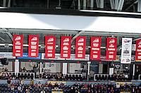 KELOWNA, CANADA, DECEMBER 2: The Victoria Royals visit the Kelowna Rockets  on December 2, 2011 at Prospera Place in Kelowna, British Columbia, Canada (Photo by Marissa Baecker/Shoot the Breeze) *** Local Caption ***