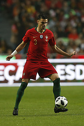 June 7, 2018 - Lisbon, Portugal - Portugal's defender Pepe in action  during the FIFA World Cup Russia 2018 preparation match between Portugal vs Algeria in Lisbon on June 7, 2018. (Credit Image: © Carlos Palma/NurPhoto via ZUMA Press)