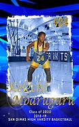 2018-19 SDHS Girls Varsity Basketball