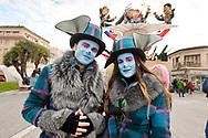 Viareggio carnival, Italy (January 2018) © Rudolf Abraham