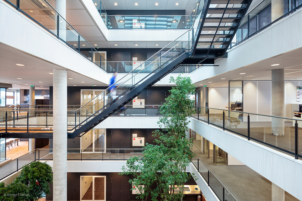 Kantoren Havenstraat Schiedam, Jumbo, Vopak, door MVSA_Architects