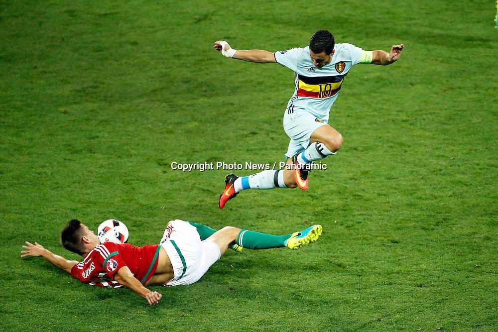 TOULOUSE, FRANCE - JUNE 26 : Eden Hazard midfielder of Belgium