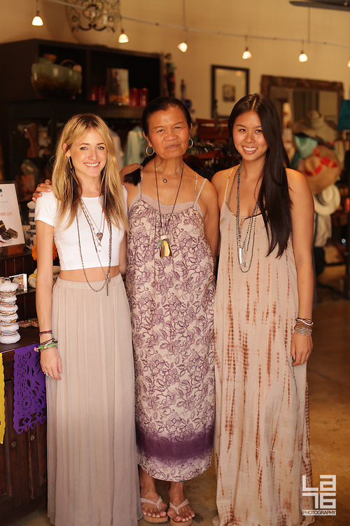 Jewelry designer Chan Luu's Trunk Show at Capella Pedregal, November 1st-3rd, 2012