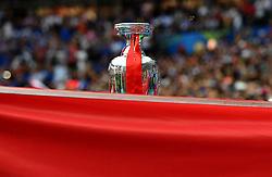 Henri Delaunay Trophy - Mandatory by-line: Joe Meredith/JMP - 10/07/2016 - FOOTBALL - Stade de France - Saint-Denis, France - Portugal v France - UEFA European Championship Final