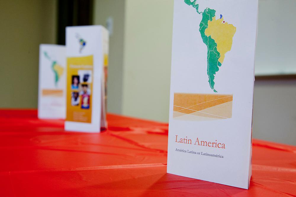 "Walter International Education Center's ""Global Meet and Greet"""
