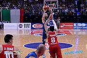 DESCRIZIONE: Biella Gran Gala' del basket - Italia - Portorico<br /> GIOCATORE: luigi datome<br /> CATEGORIA: Nazionale Italiana Maschile Senior<br /> GARA: Biella Gran Gala' del basket - Italia - Portorico<br /> DATA: 30/06/2016<br /> AUTORE: Agenzia Ciamillo-Castoria